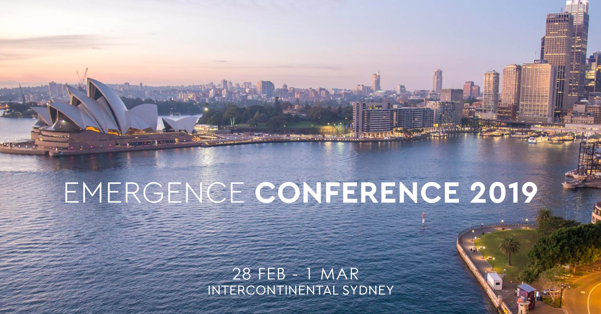 39886d963f87 Emergence 2019 hosted by Wholesale Investor is Australasia s flagship  conference for investment and capital raising.