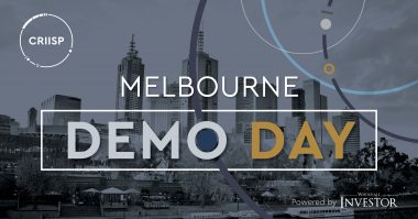 CRIISP Demo Day, powered by Wholesale Investor – Melbourne
