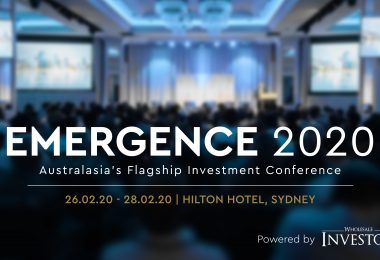 Emergence 2020 – Australasia's Flagship Investment Conference