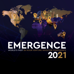 Emergence 2021 – The Largest Global Venture Investor Conference