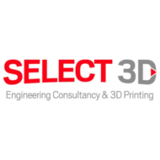 Select 3D, an Australian 3D technology company, has designed and developed a dishwasher safe faceshield kit